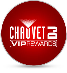 Chauvet DJ VIP Rewards