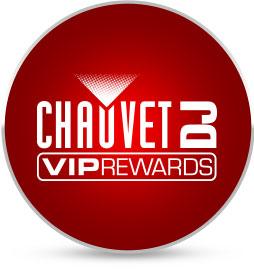 Chauvet DJ VIP Rewards