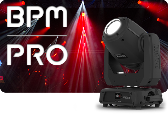 CHAUVET DJ Takes Over BPM Pro in the UK