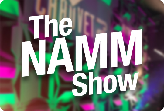CHAUVET DJ Is Ready To Rock The 2019 NAMM Show With A New Line Up Of Powerhouse Products!