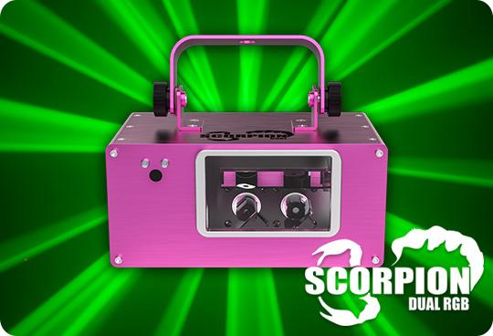 Scorpion Dual RGB