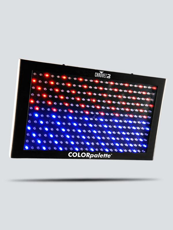 Colorpalette chauvet dj - Lit palette led ...