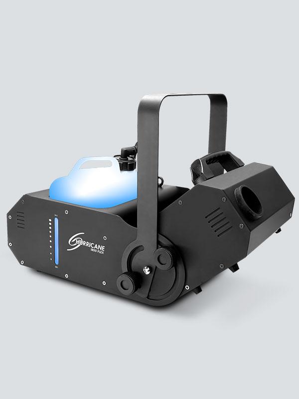hurricane 1800 flex fog machine