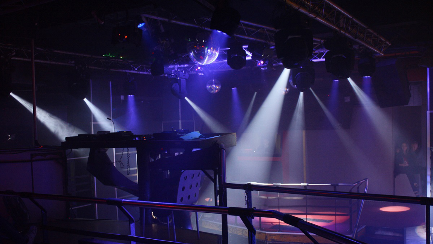 Intimidator Spot LED 350 | CHAUVET DJ