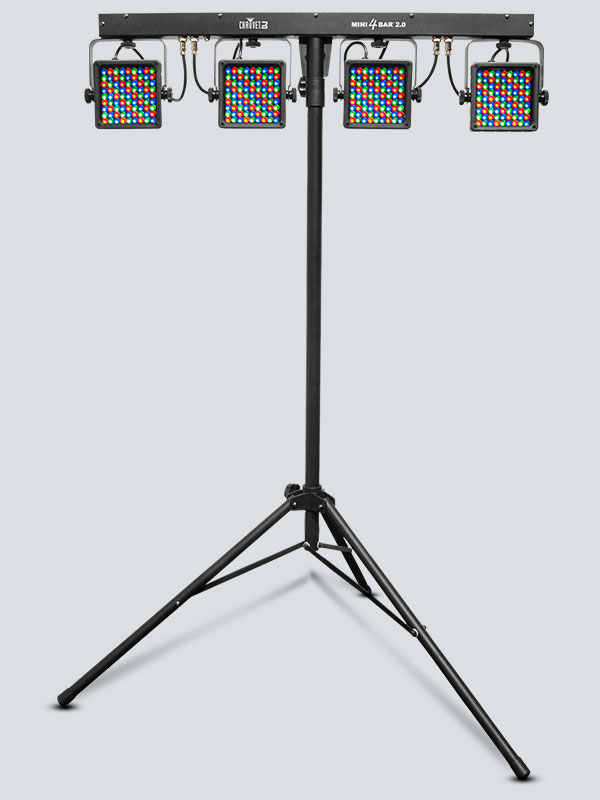 CHAUVET MINI 4BAR 2.0 LED WASH LIGHT SYSTEM