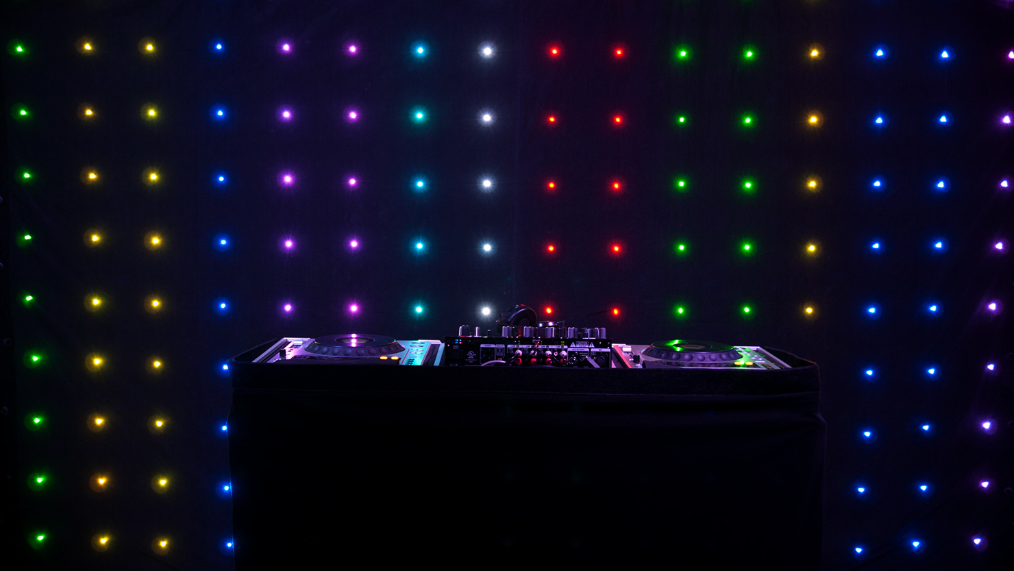 Motiondrape Led Chauvet Dj