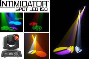 intimid-spot-led-150-two
