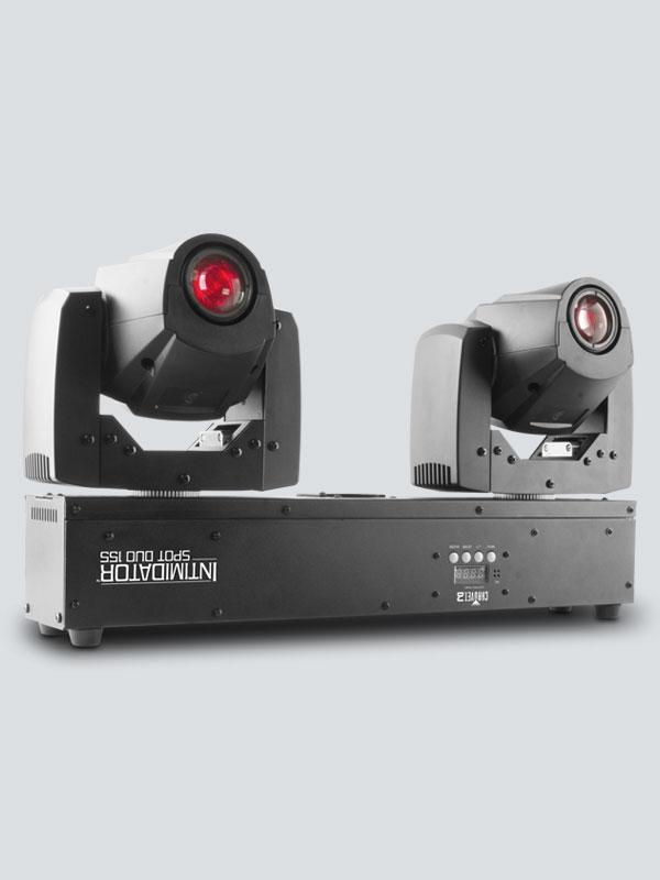 Intimidator Spot Duo 155 Chauvet Dj
