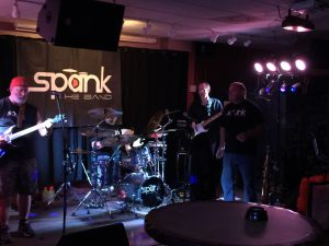 Spank the Band with 4BAR