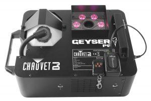 Geyser P6 - FRONT_